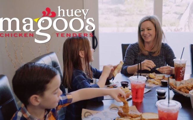 Huey Magoo's Family Meal